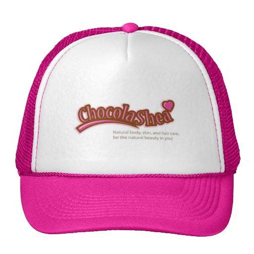Chocolashea Pink Cap Hat