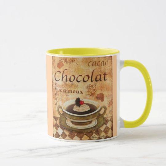 Chocolat  Cremeux Mug