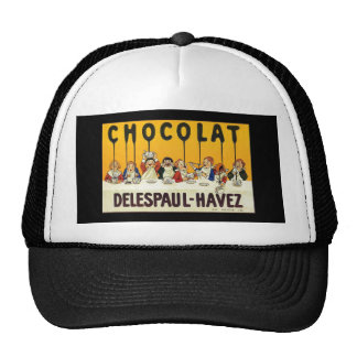 Chocolat Delespaul Havez Cap