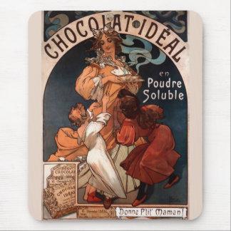Chocolat Ideal Mouse Mat