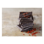 Chocolate and Chilli Poster