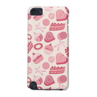 Chocolate and pastries pattern 2 iPod touch 5G case