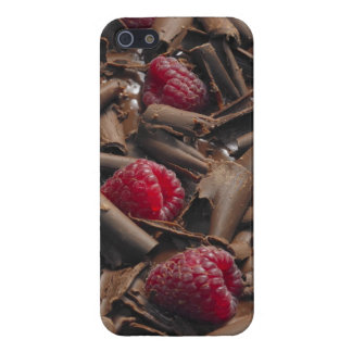 Chocolate And Raspberries iPhone 5 Case
