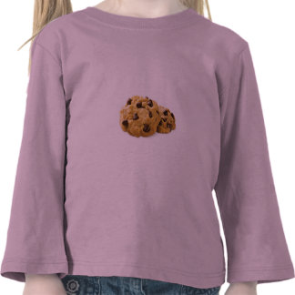 Chocolate Baking Sweets Dessert Food Cookie Party Tee Shirt