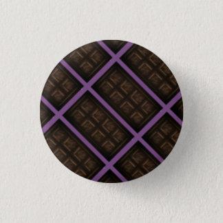 Chocolate Bar 3 Cm Round Badge