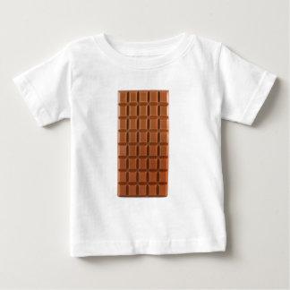 Chocolate bar background T-shirt
