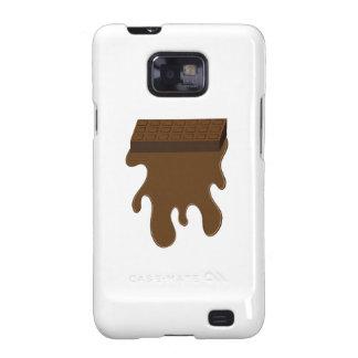 Chocolate Bar Base Galaxy S2 Covers