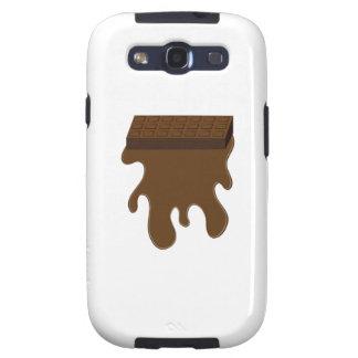 Chocolate Bar Base Samsung Galaxy SIII Cover
