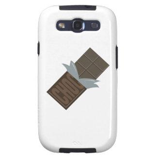 Chocolate Bar Galaxy S3 Cover