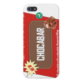 Chocolate bar case for the iPhone 5