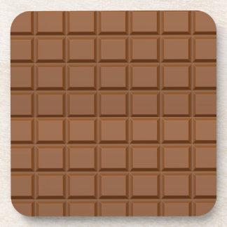 """Chocolate Bar"" coasters"