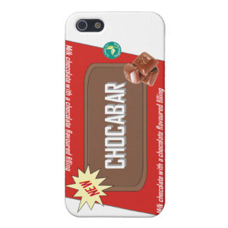 Chocolate bar iPhone 5/5S cover