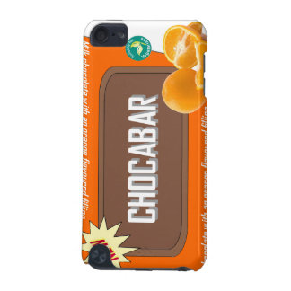 Chocolate bar (orange) iPod touch (5th generation) covers