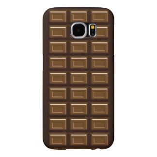 Chocolate Bar Samsung Galaxy S6 Case