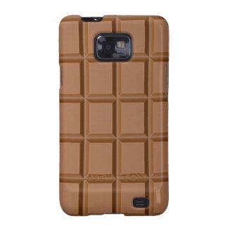 Chocolate Bars Samsung Galaxy S2 Carcasa