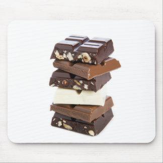 Chocolate Bars Mousepad
