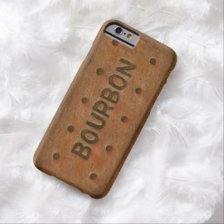 Chocolate Bourbon Biscuit iPhone 6 Case