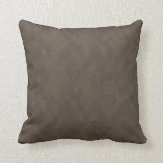 Chocolate Brown Cushion