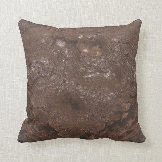 Chocolate Brownie Cushion