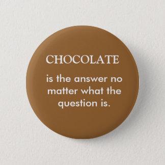 CHOCOLATE Button