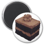 Chocolate Cake Magnet
