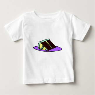 Chocolate Cake Slice Tees
