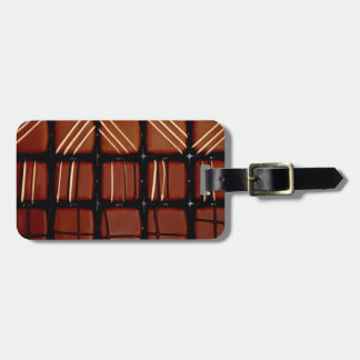 Chocolate Candies Luggage Tag
