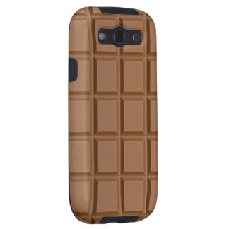 Chocolate Candy Bar Samsung Galaxy S3 Cover
