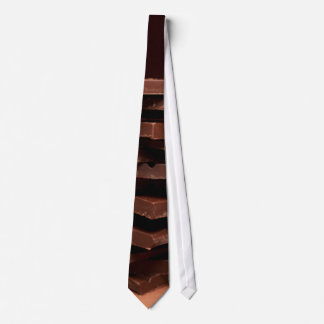 Chocolate Candy Bars Tie