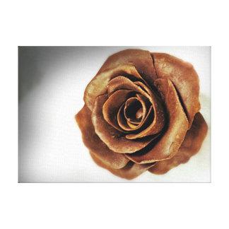 Chocolate Candy Rose Food Print