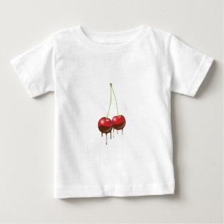 Chocolate cherries shirt
