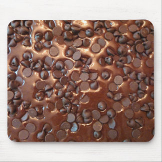 Chocolate Chip Brownies Mouse Mat