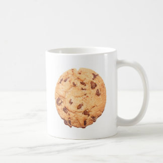 Chocolate chip cookie coffee mug