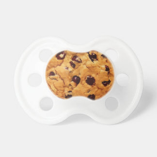 Chocolate Chip Cookie Pacifier