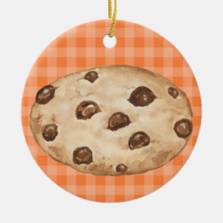 Chocolate Chip Cookie - SRF Christmas Ornament