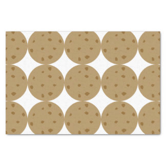 Chocolate Chip Cookie Tissue Paper