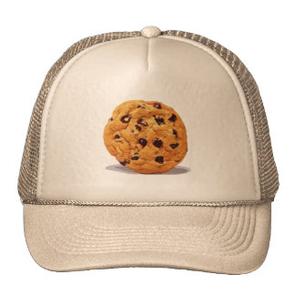 CHOCOLATE CHIP COOKIE TREAT DESSERT SNACK DIGITAL CAP