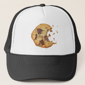 Chocolate Chip Cookie Trucker Hat