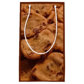 Chocolate Chip Cookies Photo Gift Bag