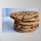 Chocolate Chip Cookies Print