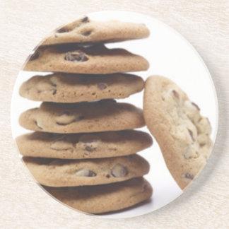 Chocolate Chip Cookies Sandstone Coasters