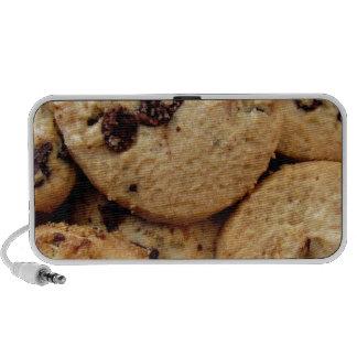 Chocolate Chip Cookies Portable Speakers
