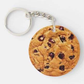 Chocolate Chip on the Go Key Chain