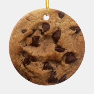 Chocolate Chip Ornament