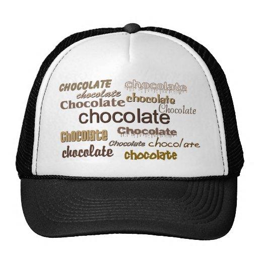 Chocolate Chocolate Chocolate Hat