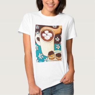 """Chocolate & Chocolate"" Tshirts"