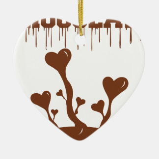Chocolate Christmas Ornament