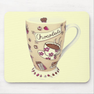 Chocolate Coffee Mousepad
