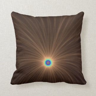Chocolate Color Explosion Pillows