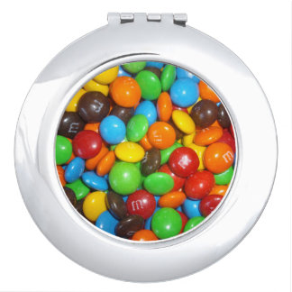 Chocolate_Colorful_Candy,_Compact-Mirror. Compact Mirrors
